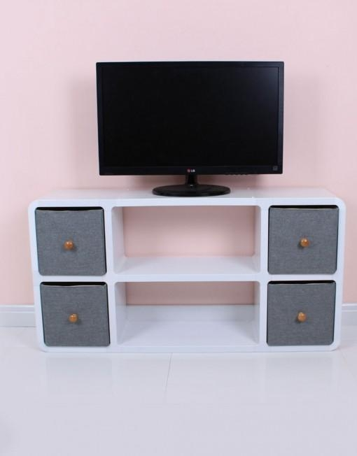 Slim Modern Tv Stand | Expand Furniture Intended For Most Current Slimline Tv Stands (View 3 of 20)