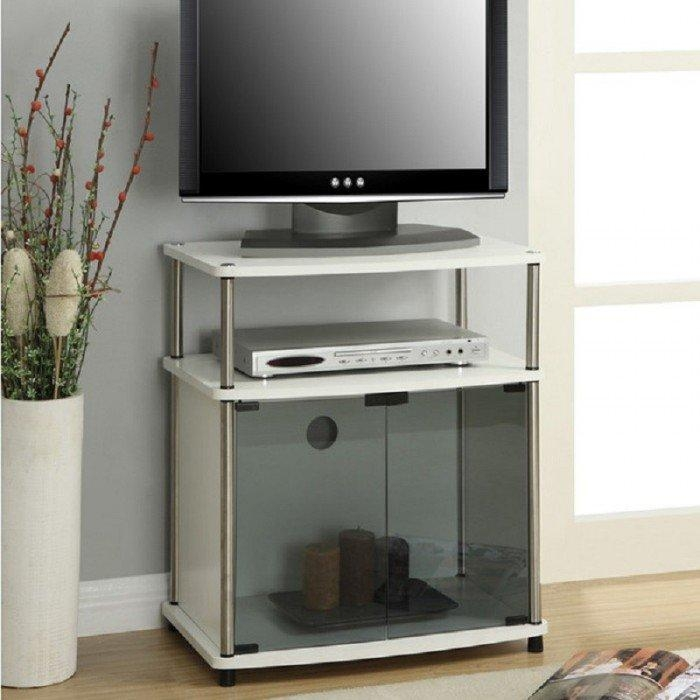 Small Bedroom Tv Stand Home Loft Concept Centipede Tv Stand, Black Regarding Most Popular Home Loft Concept Tv Stands (Image 10 of 20)
