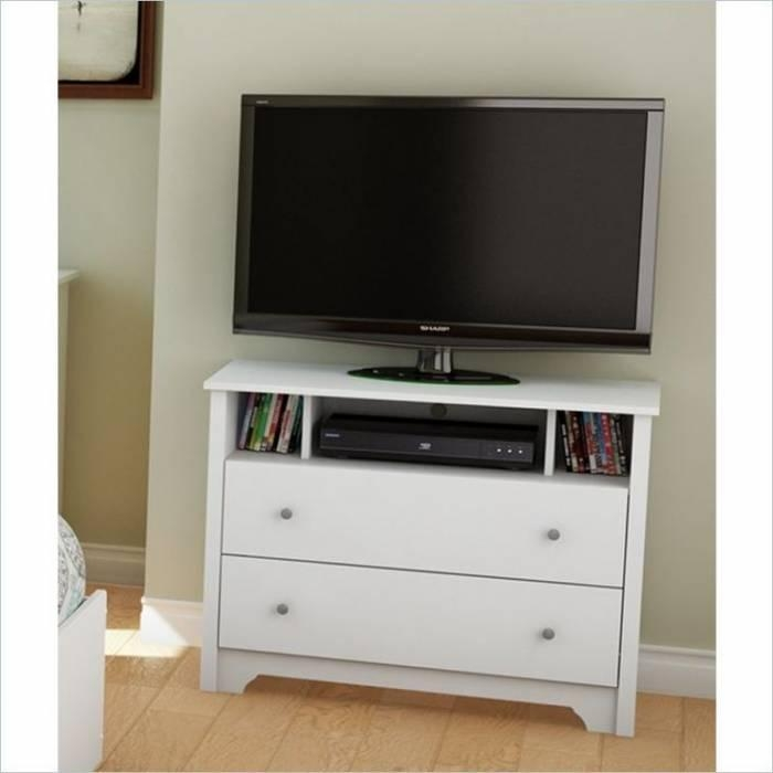 Small Tv Stand For Bedroom – Best 25 Bedroom Tv Stand Ideas On Intended For Newest Bedroom Tv Shelves (Image 18 of 20)