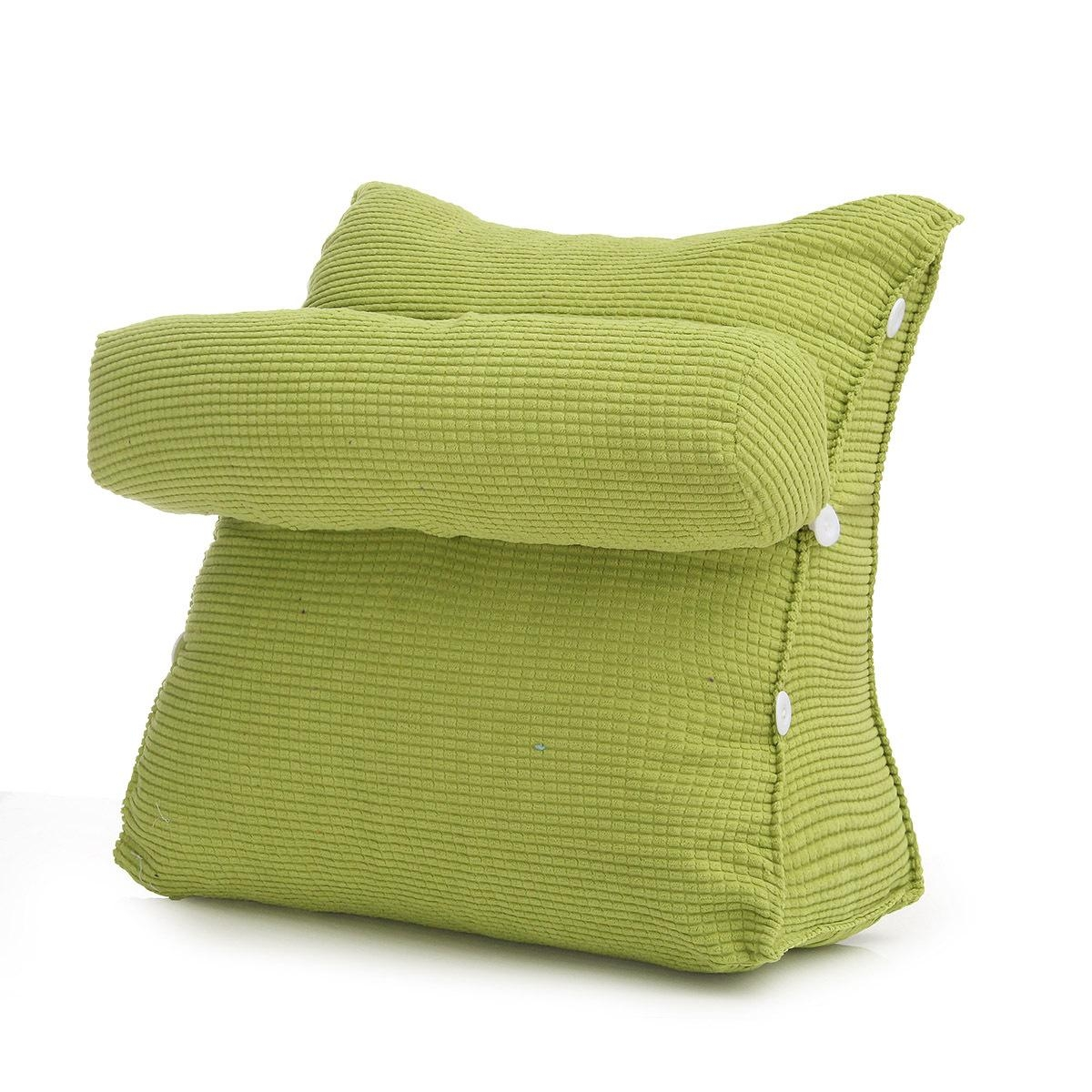 Sofa Bed Office Chair Cushion Adjustable Neck Support Back Wedge Inside Cushion Sofa Beds (Image 16 of 23)