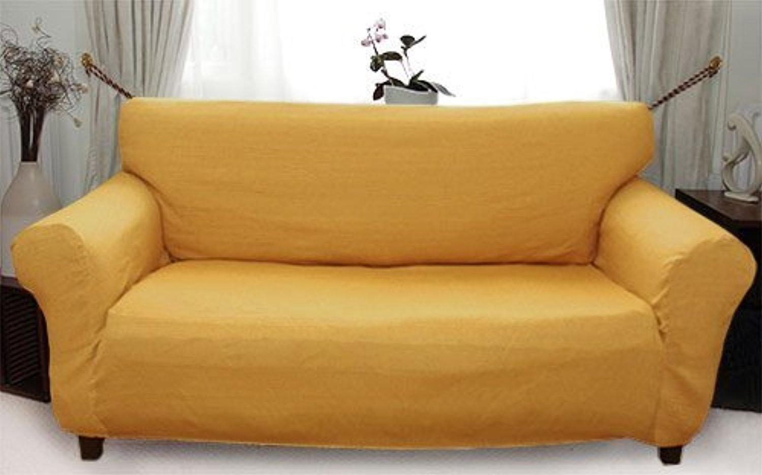 Sofa Covers Uk Stretch | Centerfieldbar Inside Sofa Settee Covers (Image 10 of 22)