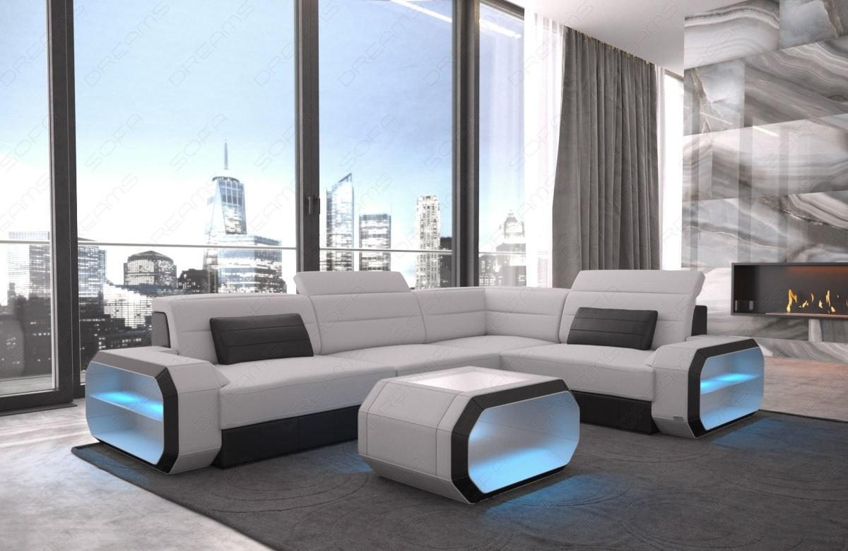 Sofa Dreams – Modern Sectional Sofas & Couches Intended For Sofas With Lights (View 11 of 21)