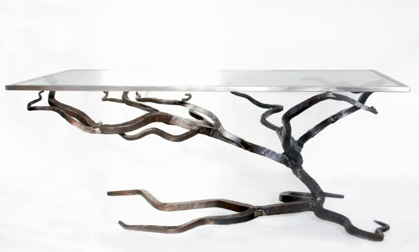 Sofa : Memorable Ikea Metal Sofa Table Top Metal Sofa Table Legs With Metal Glass Sofa Tables (Image 17 of 22)