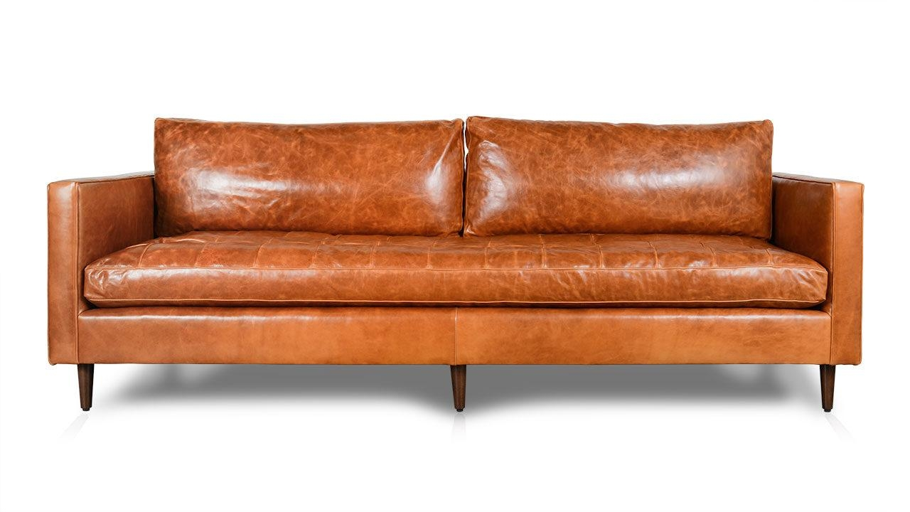 Sofa : Modern Furniture 3 Seater Sofa Leather Loveseat Leather With Regard To 3 Seater Sofas For Sale (Image 17 of 21)