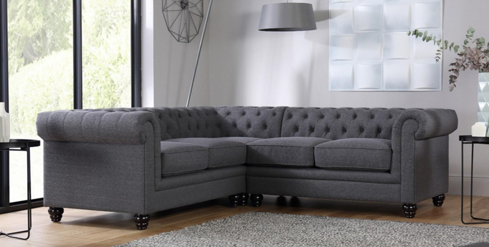 Sofa : New Model Corner Sofa Set With Warranty Offer Pricechennaiw Within 2X2 Corner Sofas (Image 14 of 21)
