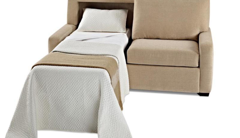 Sofa : Sofa: Stunning Leather Loveseat Sleeper 2017 Design Twin Regarding Loveseat Twin Sleeper Sofas (Image 13 of 20)