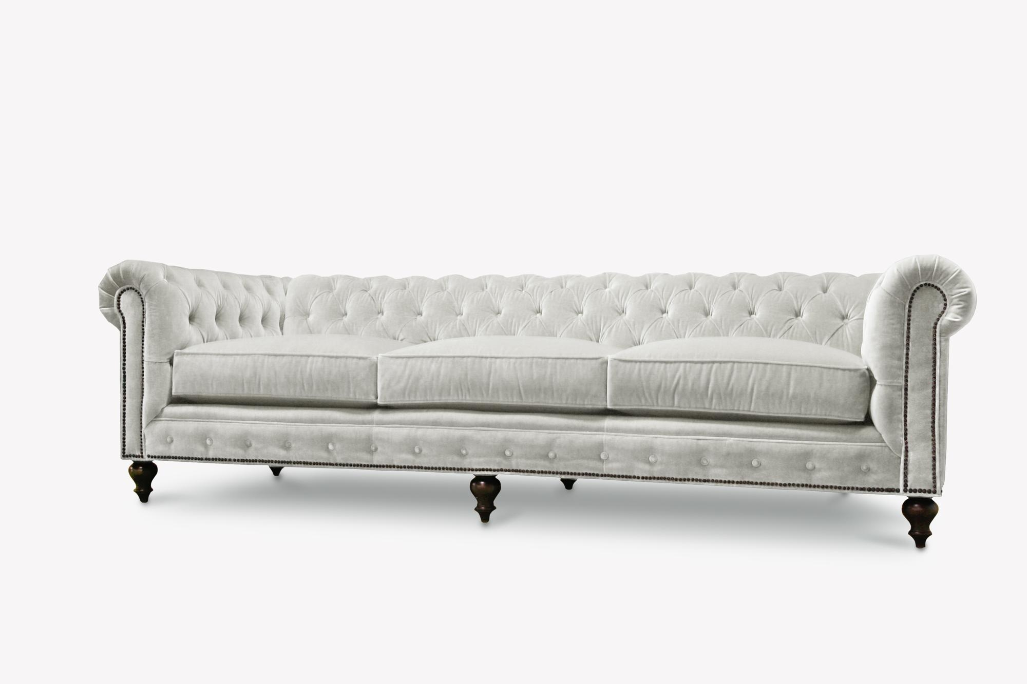 Sofas : Awesome Chesterfield Sofa Bed Tufted Sofa Set Cheap Throughout Cheap Tufted Sofas (View 6 of 23)