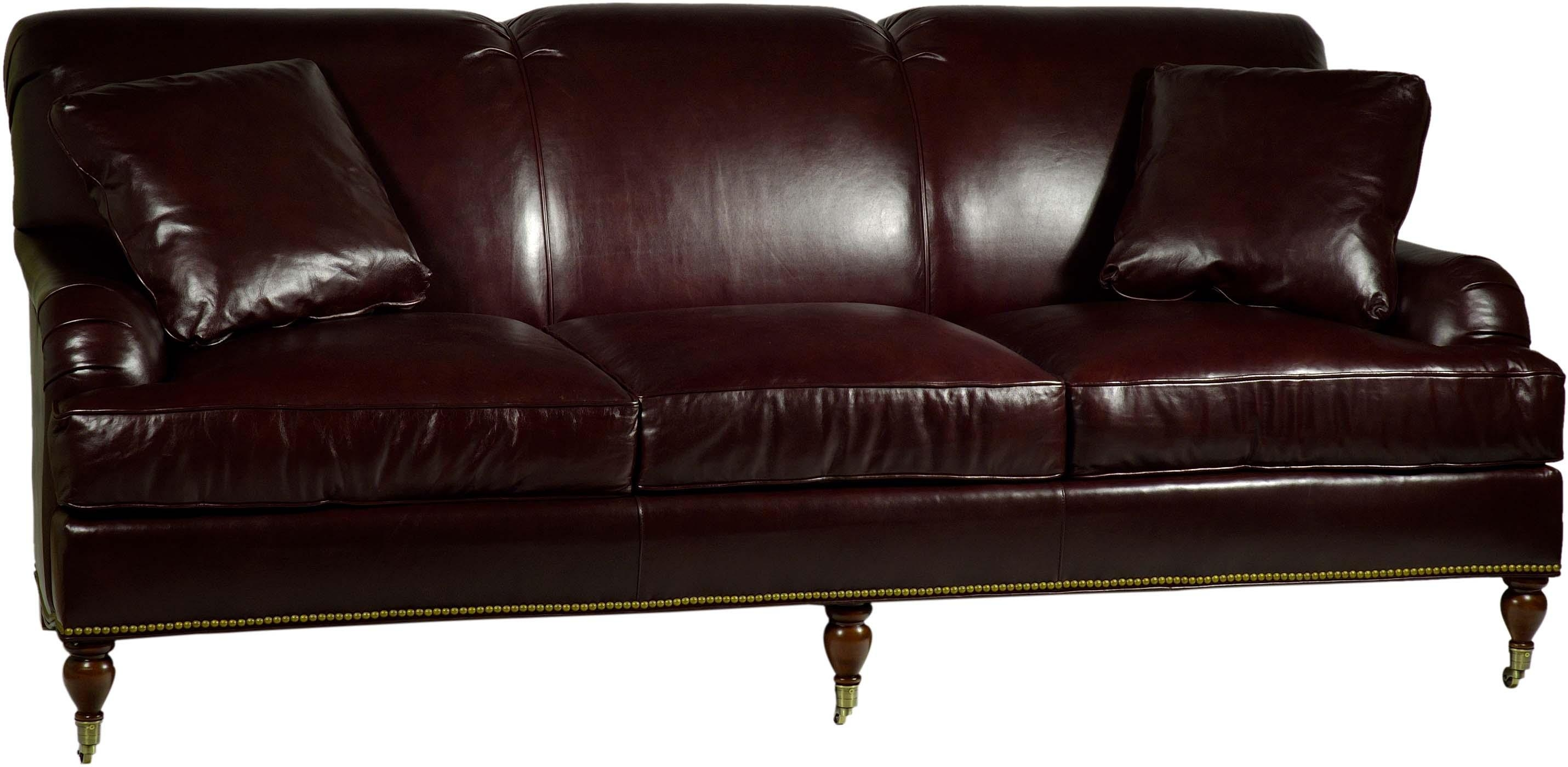 Sofas : Awesome Pillow Back Sofa English Arm Loveseat Sofa Modern For Classic English Sofas (View 11 of 21)