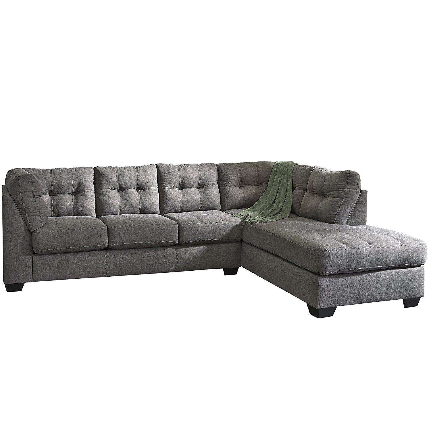 Sofas : Magnificent 2 Piece Sectional Sofa Sectional Couch With Regarding Small 2 Piece Sectional Sofas (View 22 of 23)