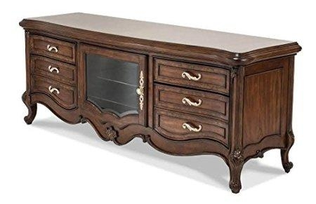 Solid Wood Tv Stands: 6 Gorgeous Real Wood Large Tv Cabinets – Tv Inside Most Current Wood Tv Stands (View 11 of 20)