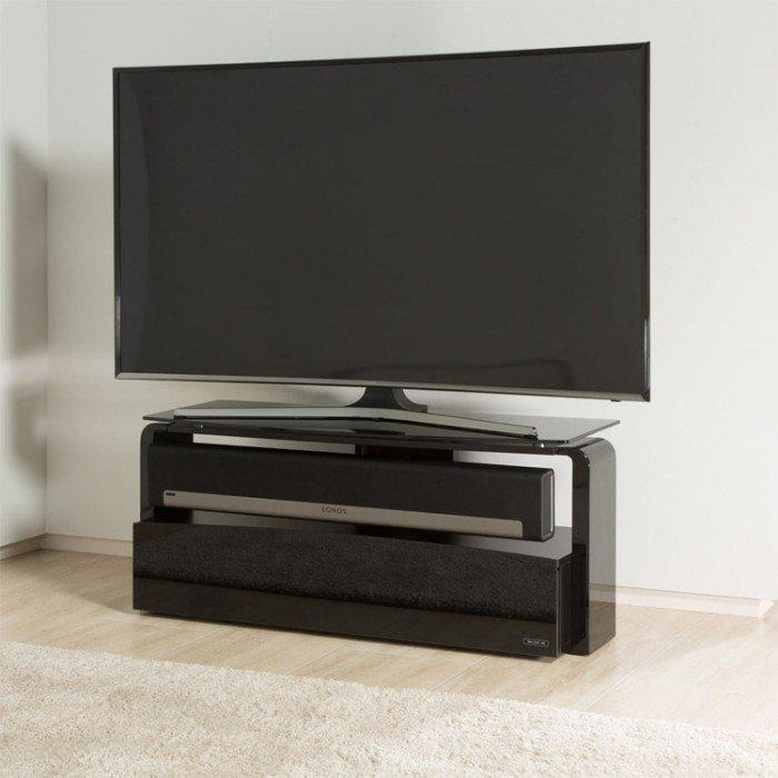 Sonos Playbar Black Tv Stand (As9001) With Regard To Latest Sonos Tv Stands (Image 15 of 20)
