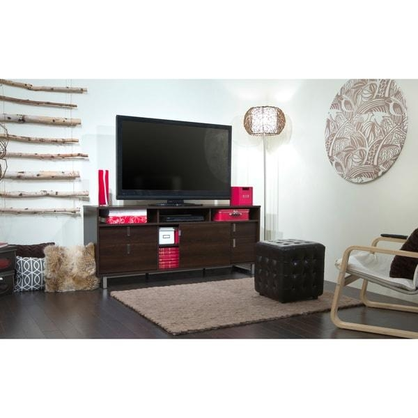 South Shore Uber 61 Inch Tv Stand – Free Shipping Today Intended For Most Up To Date 61 Inch Tv Stands (View 8 of 20)