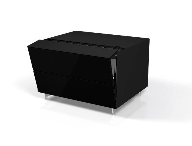 Featured Image of Small Black Tv Cabinets