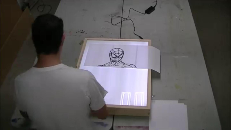 Spiderman Wall Art – Album On Imgur For Wall Light Box Art (View 17 of 20)