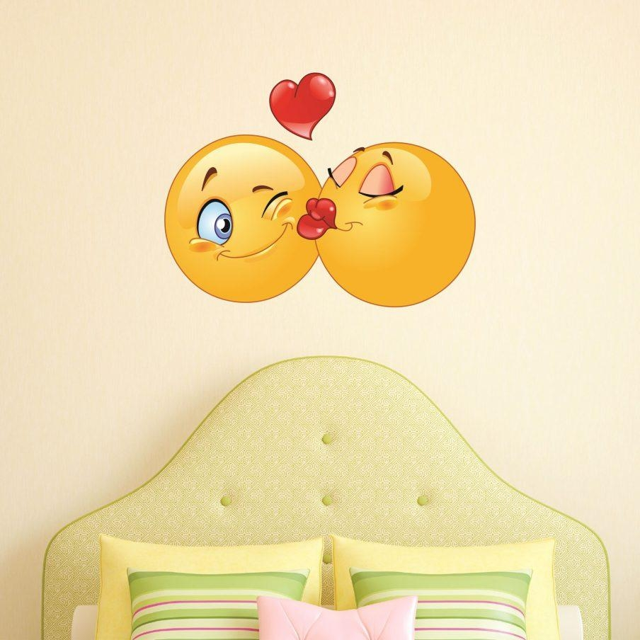 20 Ideas of Emoji Wall Art | Wall Art Ideas