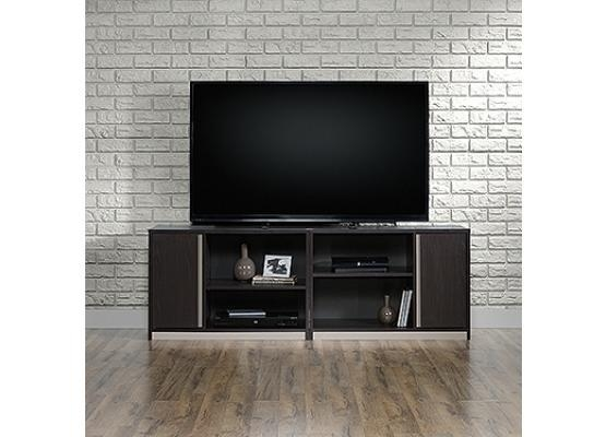 Square1 Tv Stand, Carbon Ash, 418668 Inside 2018 Square Tv Stands (View 3 of 20)