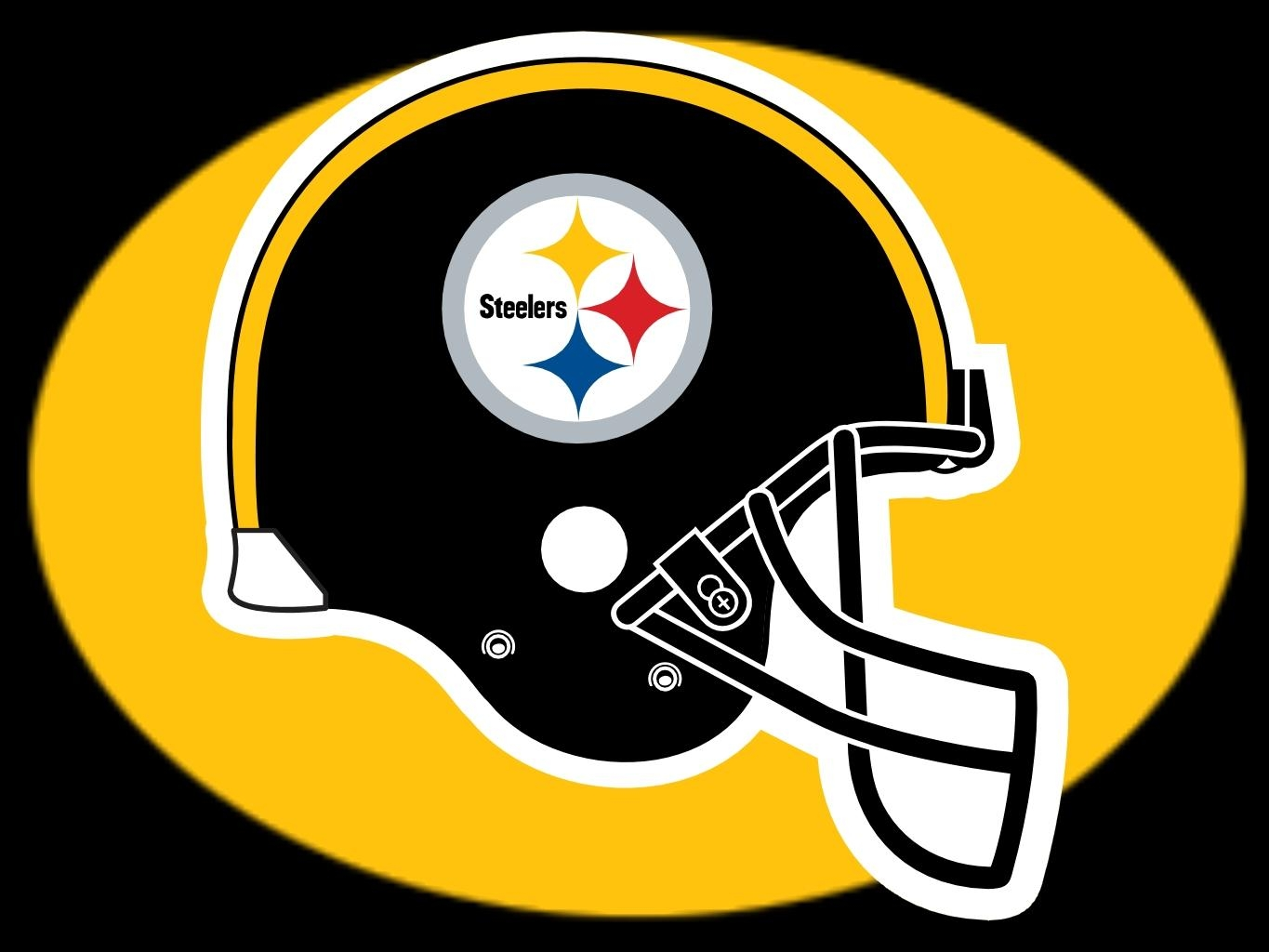 Steelers Clipart | Free Download Clip Art | Free Clip Art | On In Steelers Wall Art (Image 14 of 20)