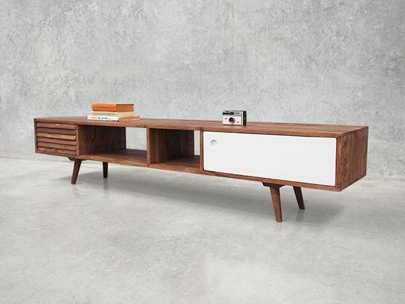 Stefan Danish Entertainment Unit | Tv Stand Online, Danish Style Regarding Most Popular Scandinavian Design Tv Cabinets (Image 18 of 20)