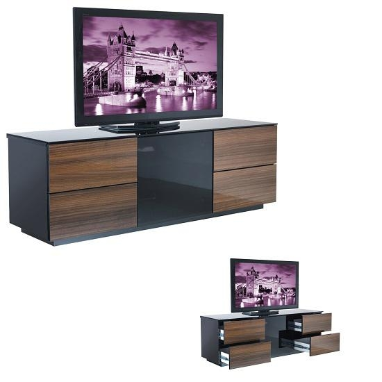 Store – Black Gloss Furniture In 2017 Walnut And Black Gloss Tv Unit (View 11 of 20)