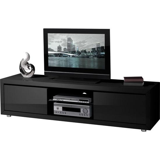 Store – Black Gloss Furniture Intended For Most Recent Black Gloss Tv Cabinet (Image 17 of 20)