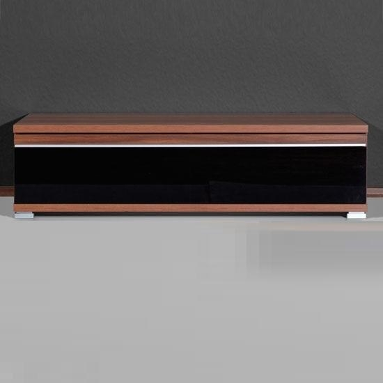 Store – Black Gloss Furniture With Most Up To Date Walnut And Black Gloss Tv Unit (View 15 of 20)