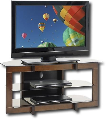 Studio Rta Copper Canyon Tv Stand For Flat Panel And Tube Tvs Up Pertaining To Latest Tv Stands For Tube Tvs (Image 6 of 20)