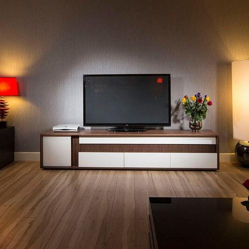 Stylish Television Cabinets Pertaining To Most Popular Stylish Tv Cabinets (View 14 of 20)