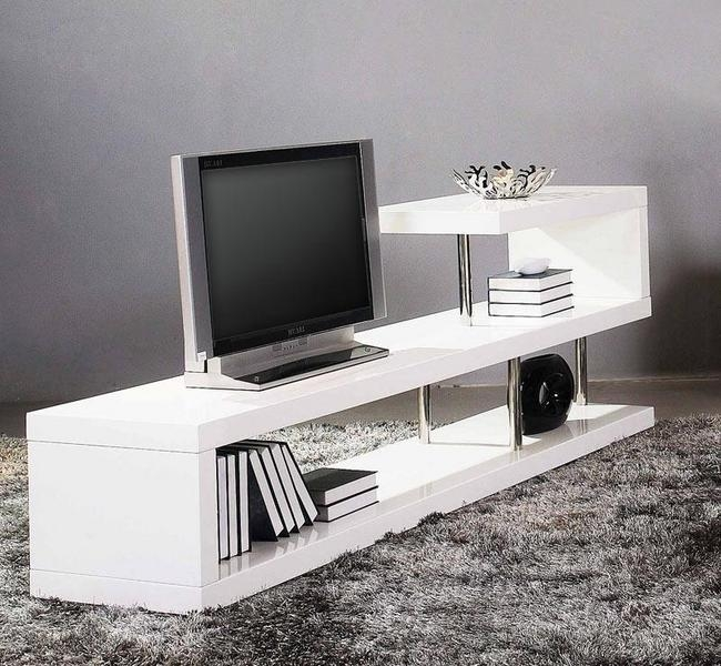 Stylish Tv Stands Furniture #2790 Pertaining To Recent Stylish Tv Cabinets (Image 13 of 20)