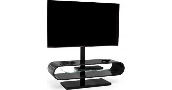 Suitable For Displays Up To 60 Inches; A Central Glass Shelf Is Within 2017 Techlink Tv Stands Sale (Image 10 of 20)