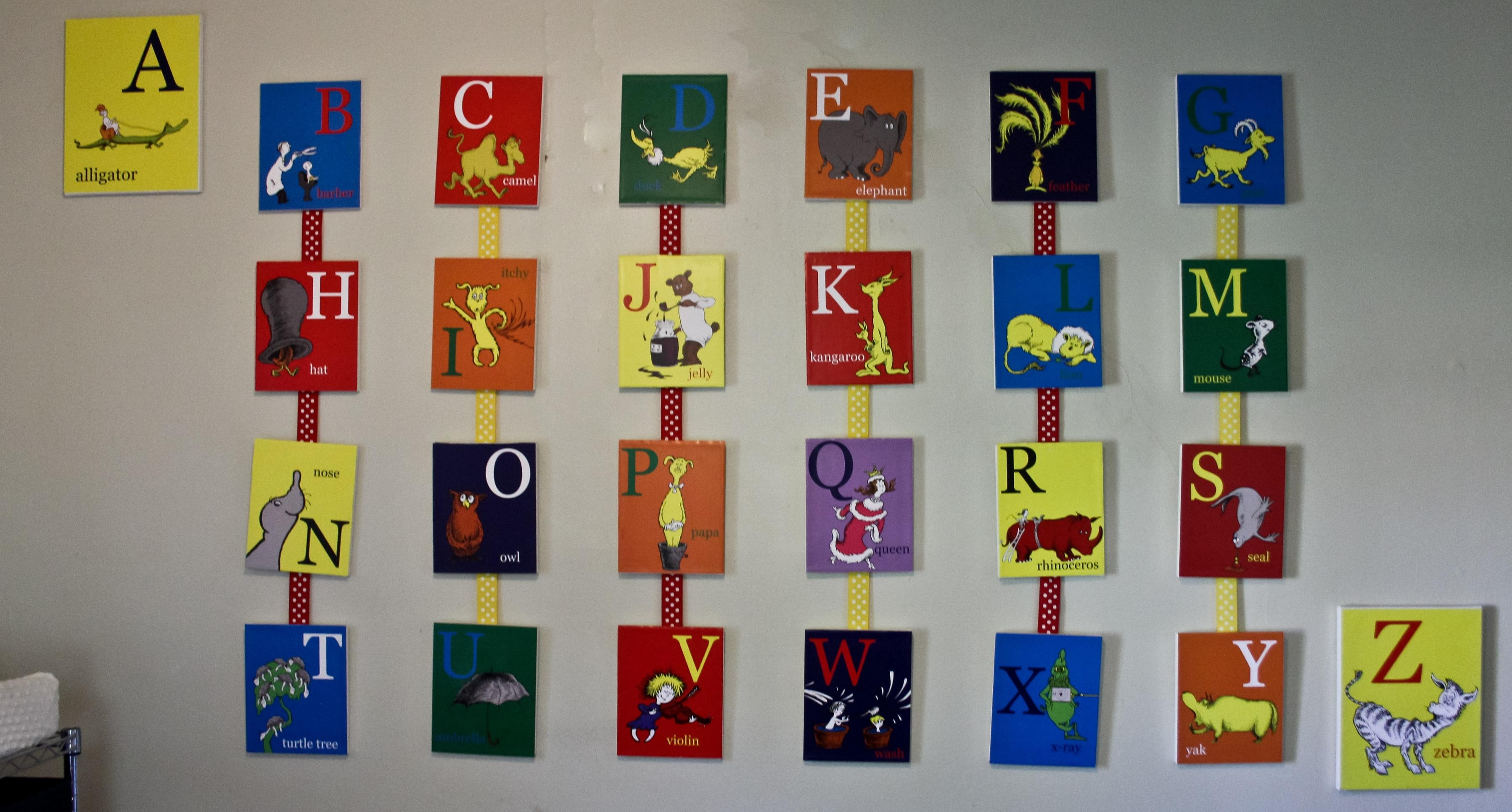 Superb Wall Ideas Bin Dr Seuss Wall Dr Seuss Wall Art Posters Wall In Dr Seuss Canvas Wall Art (View 10 of 20)