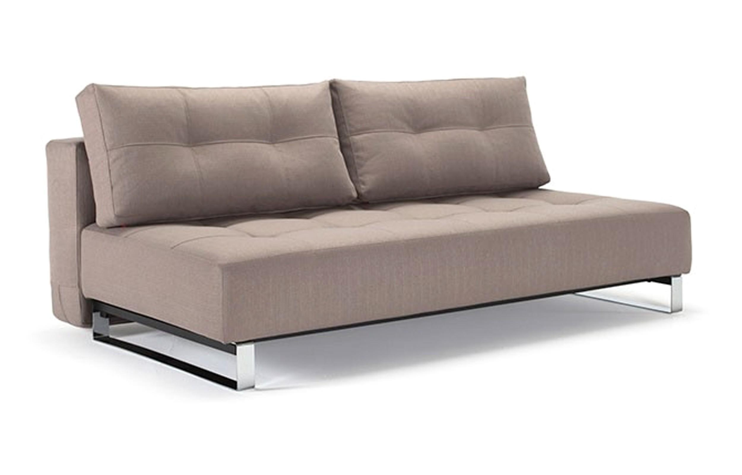 Supremax Deluxe Excess Lounger Sofa Bed | Viesso For Sofa Lounger Beds (Image 19 of 20)