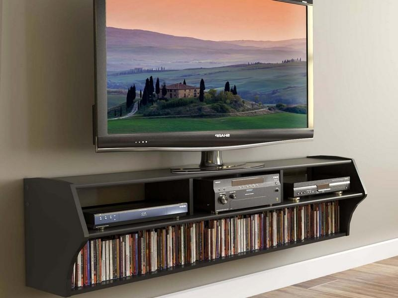 Featured Photo of Console Under Wall Mounted Tv
