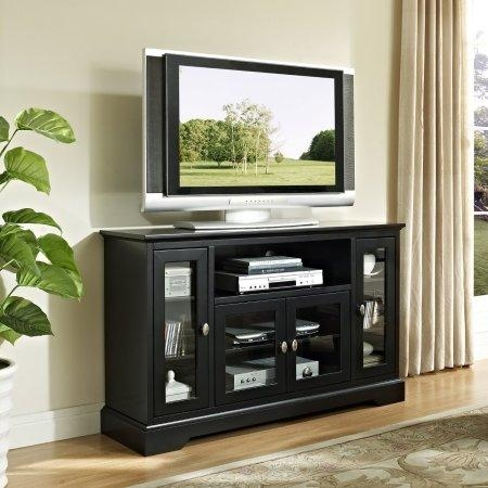 Tall Tv Stands For Living Room – Living Room Design Inspirations Within Most Up To Date Tall Black Tv Cabinets (Image 19 of 20)