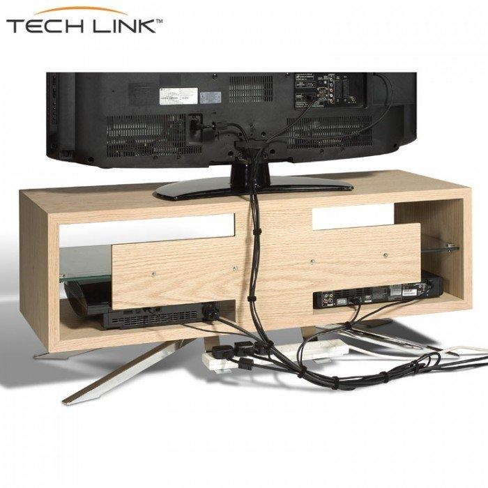Techlink Aa110Lw Arena Light Wood Tv Stand (406090) Throughout Latest Techlink Arena Tv Stands (Image 10 of 20)