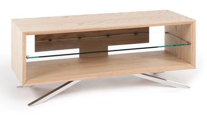 """Techlink Arena Tv Stand For Tvs Up To 55"""" & Reviews 
