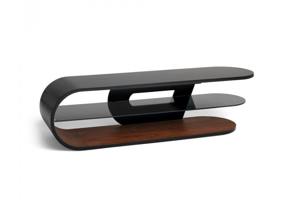 Techlink Crest Cr140Sbw Bent Wood Tv Stand – Screens Up To 55 Pertaining To Current Techlink Tv Stands (View 17 of 20)