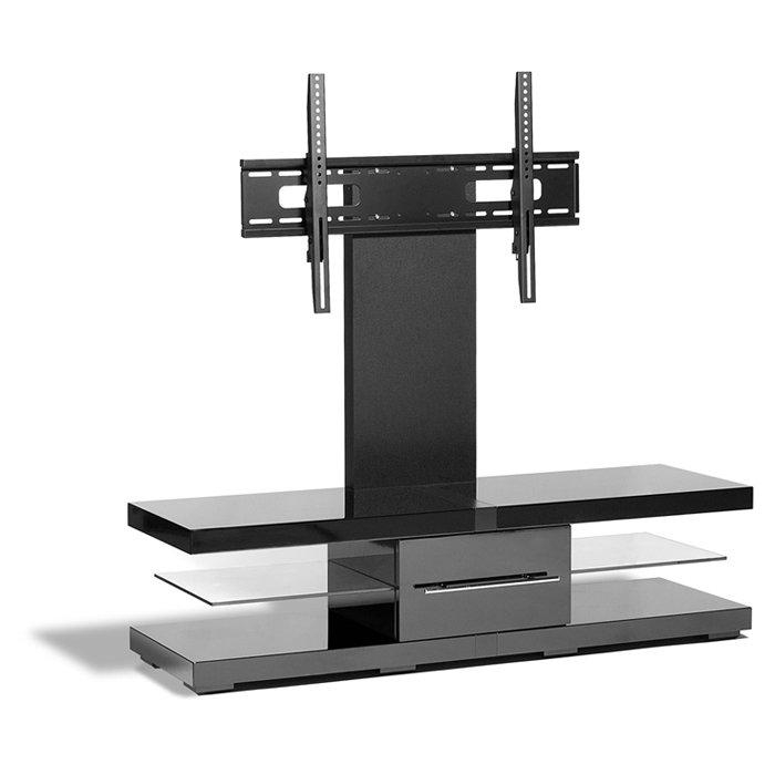 """Techlink Echo Tv Stand For Tvs Up To 60"""" & Reviews 