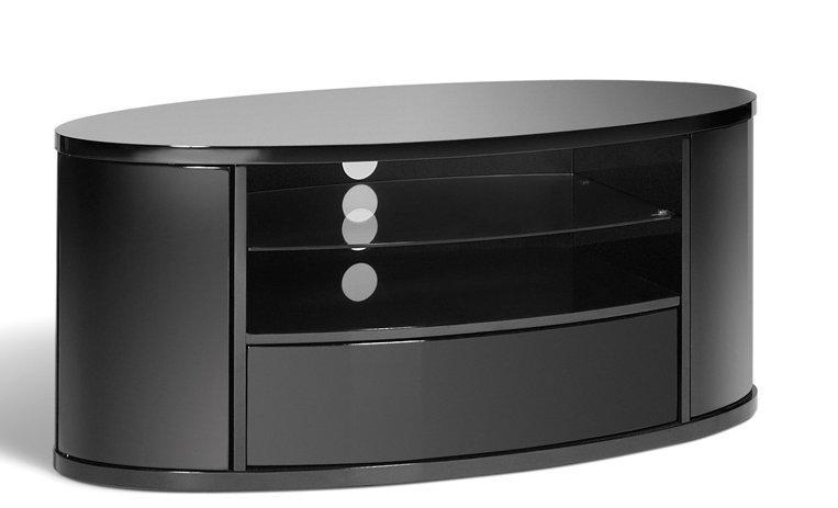 "Techlink Ellipse Tv Stand For Tvs Up To 55"" & Reviews 