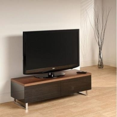 Techlink Panorama Walnut Tv Standtechlink – Shop Online For Inside Most Popular Techlink Panorama Walnut Tv Stand (Image 12 of 20)