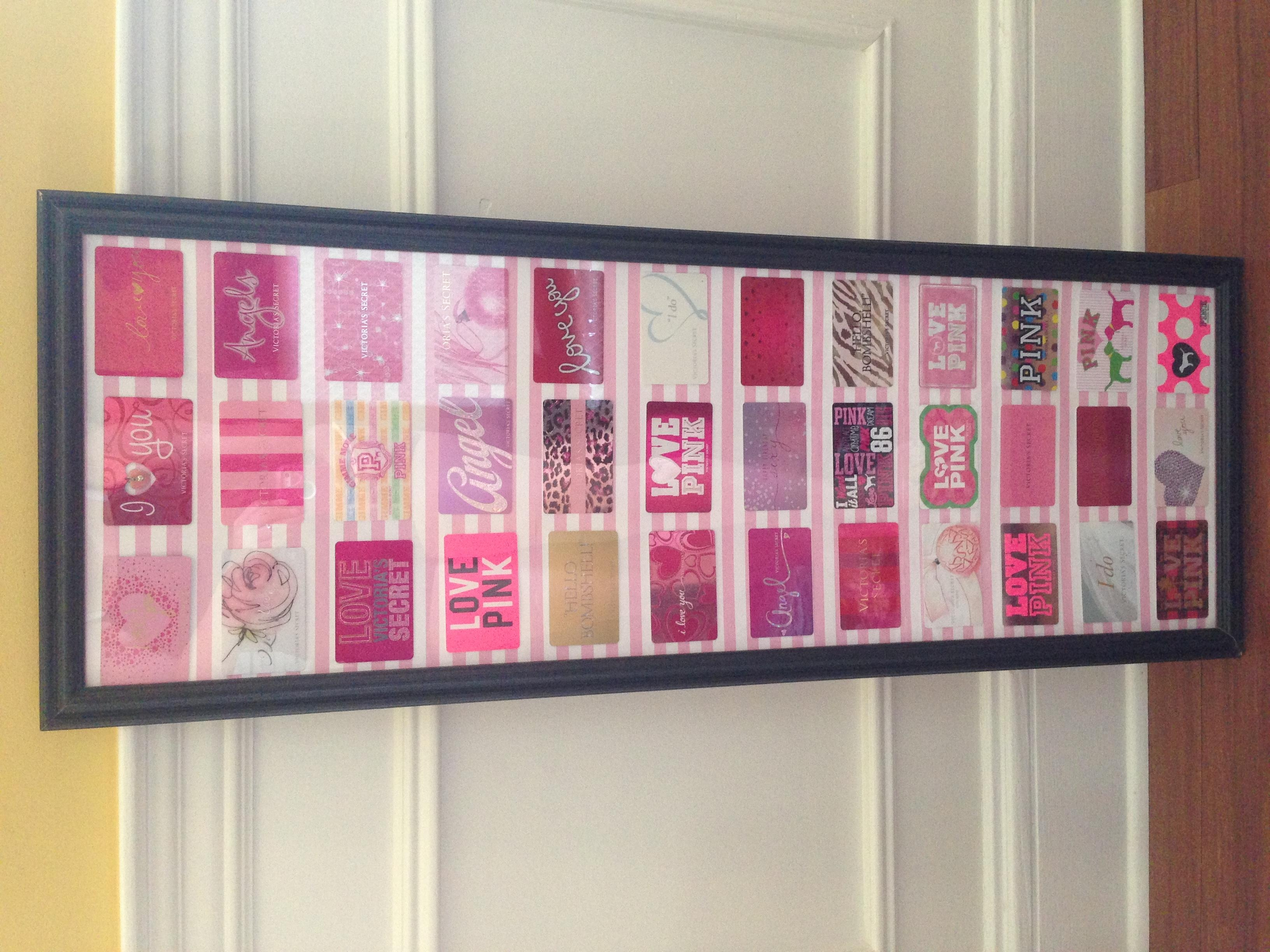 Featured Photo of Victoria Secret Wall Art