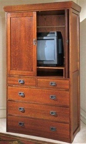 Television Armoire Furniture – Foter Throughout Latest Cherry Tv Armoire (Image 15 of 20)