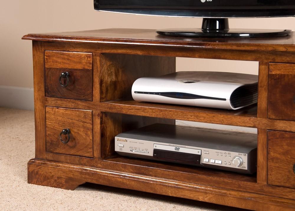 Tenali Mango Open Tv Unit Coffee Table   Casa Bella Furniture Uk Regarding Most Current Mango Tv Units (View 17 of 20)