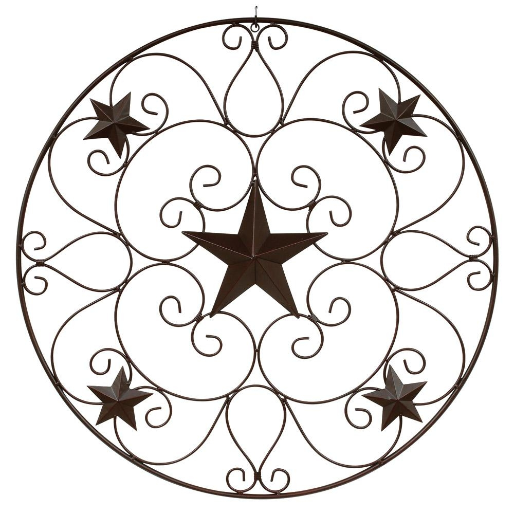 Texas Star Wall Decor | Home Decor And Design Inside Texas Star Wall Art (Image 8 of 20)