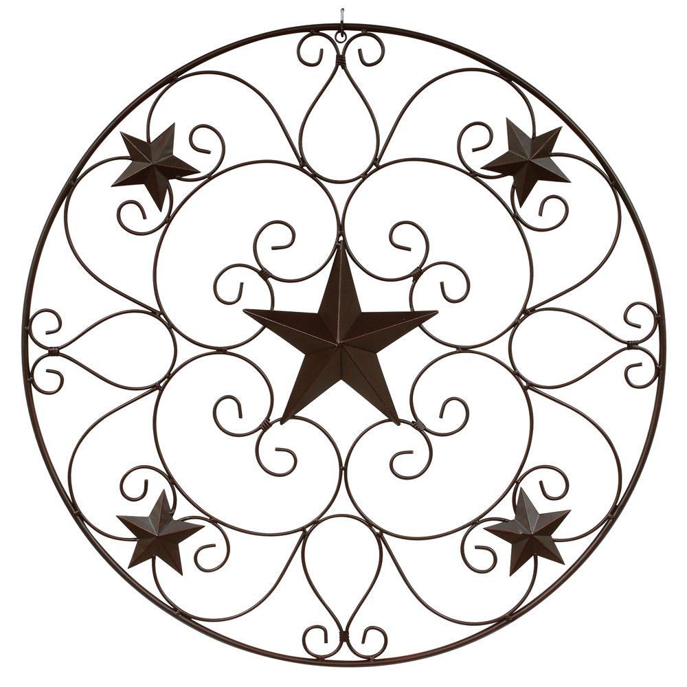 Texas Star Wall Decor | Home Decor And Design Inside Texas Star Wall Art (View 7 of 20)