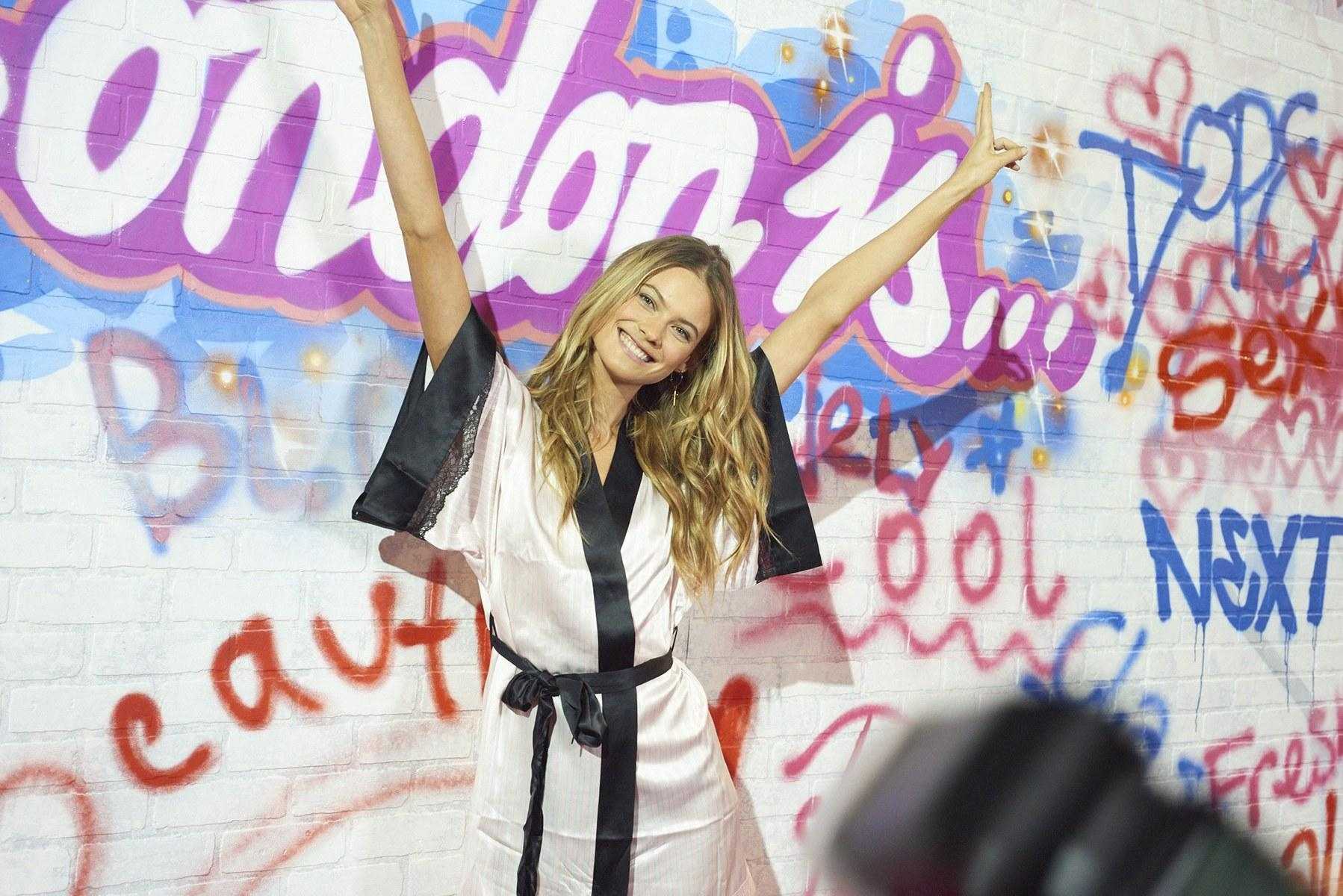 The 2014 Victoria's Secret Fashion Show: Behind The Scenes – Vogue Throughout Victoria Secret Wall Art (Photo 13 of 20)