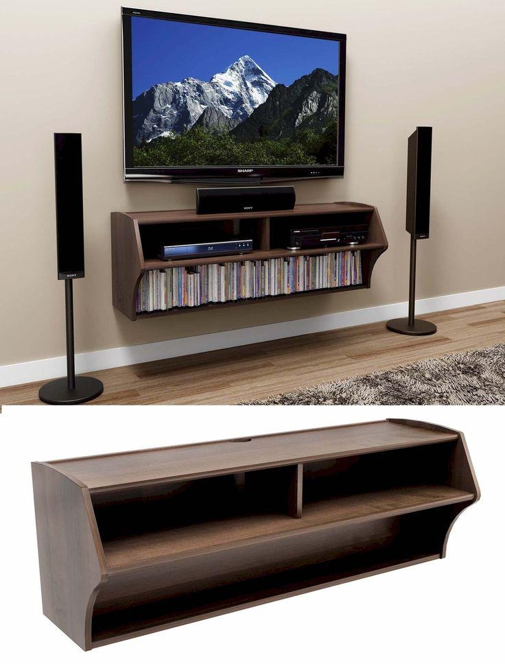 The 25+ Best Led Tv Stand Ideas On Pinterest | Floating Tv Unit Within Most Recent Led Tv Cabinets (Image 17 of 20)