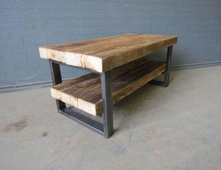 The 25+ Best Metal Tv Stand Ideas On Pinterest | Entertainment Intended For Best And Newest Wood And Metal Tv Stands (View 8 of 20)