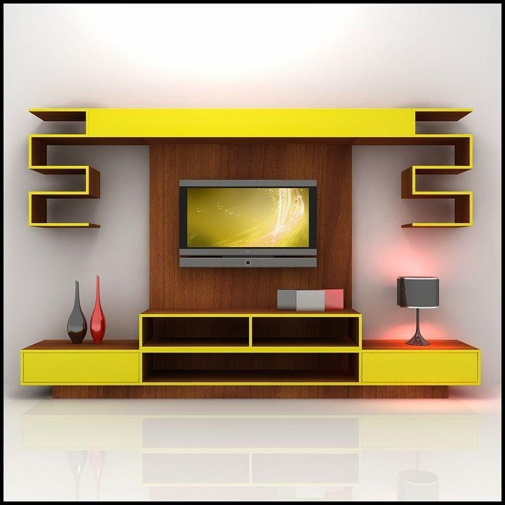 The 25+ Best Modern Tv Cabinet Ideas On Pinterest | Tv Center, Tv Pertaining To Most Recent Modern Tv Cabinets Designs (View 7 of 20)