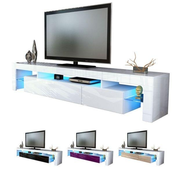 The 25+ Best White Gloss Tv Unit Ideas On Pinterest | Black Gloss For Recent White Oval Tv Stands (View 14 of 20)