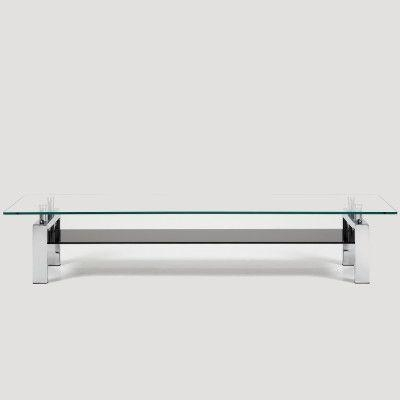 The Actona Calem Tv Stand Is A Modern Glass Tv Stand A Basic Throughout 2017 Modern Glass Tv Stands (View 11 of 20)